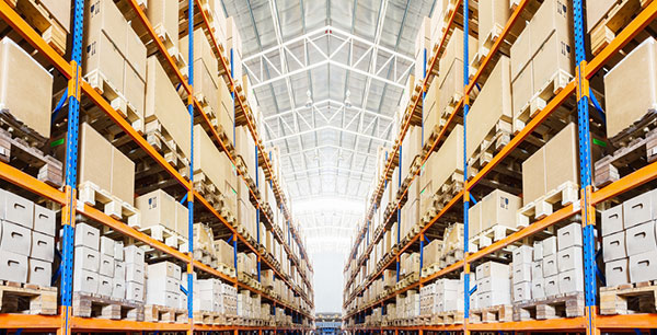 Manufacturing, Storage and Warehousing
