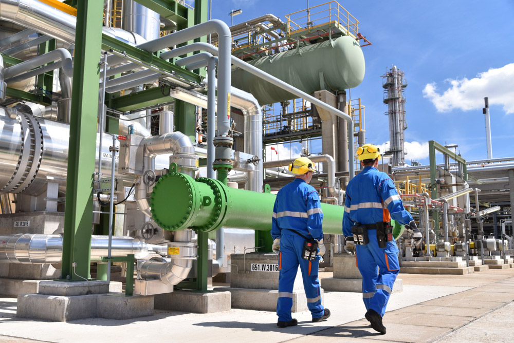 Chemical and Petrochemical Manufacturing